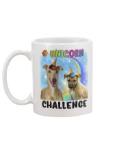 Greyhound - Unicorn challenge 2106P Mug back
