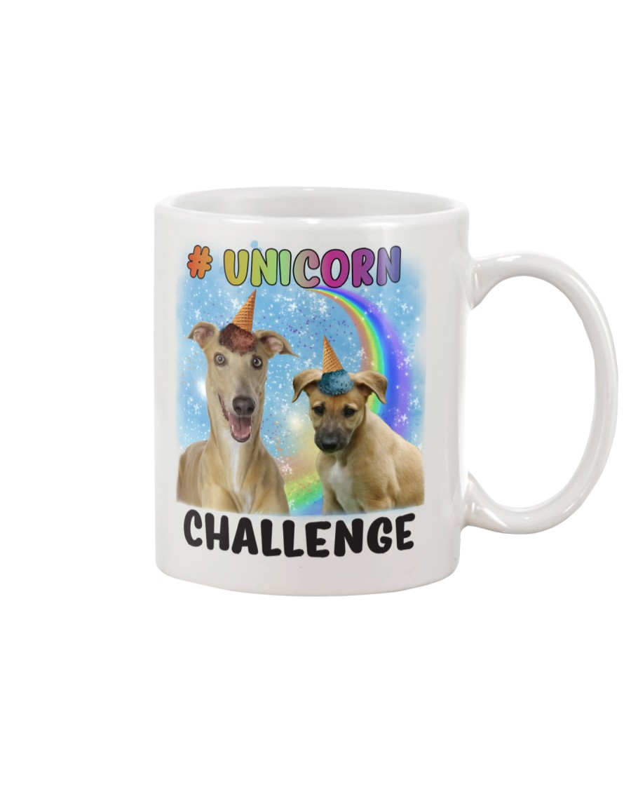 Greyhound - Unicorn challenge 2106P Mug