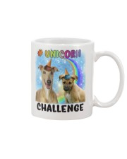 Greyhound - Unicorn challenge 2106P Mug thumbnail