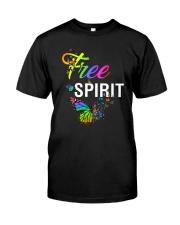 Butterfly Spirit 2806 Classic T-Shirt front