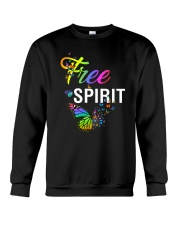 Butterfly Spirit 2806 Crewneck Sweatshirt thumbnail