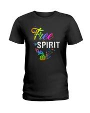 Butterfly Spirit 2806 Ladies T-Shirt thumbnail