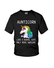 Aunticorn Youth T-Shirt thumbnail