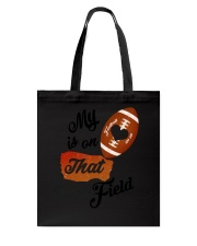 Football - My heart is on that field 1906L Tote Bag thumbnail