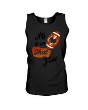 Football - My heart is on that field 1906L Unisex Tank thumbnail