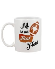Football - My heart is on that field 1906L Mug back
