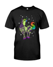 Unicorn Skeleton 2712 Classic T-Shirt thumbnail