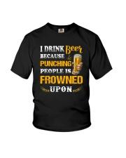 Apollo Beer Punching Youth T-Shirt thumbnail