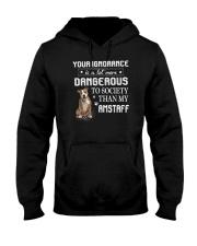 Amstaff - Your ignorance 2006P Hooded Sweatshirt thumbnail