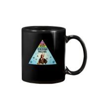 Doberman Pinscher Pyramid 1806 Mug thumbnail