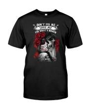 Skull - Do not fix me 2106L Classic T-Shirt thumbnail