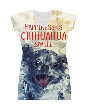 Chihuahua Smile 1506 All-over Dress thumbnail