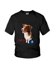Border Collie - I love you 2006P Youth T-Shirt thumbnail