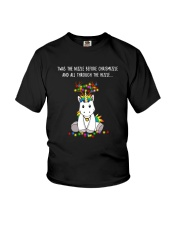 Unicorn Twas nizzle 1210 Youth T-Shirt thumbnail