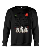 Dogo Argentino - Ugly children 2106L Crewneck Sweatshirt thumbnail