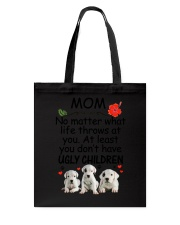 Dogo Argentino - Ugly children 2106L Tote Bag thumbnail