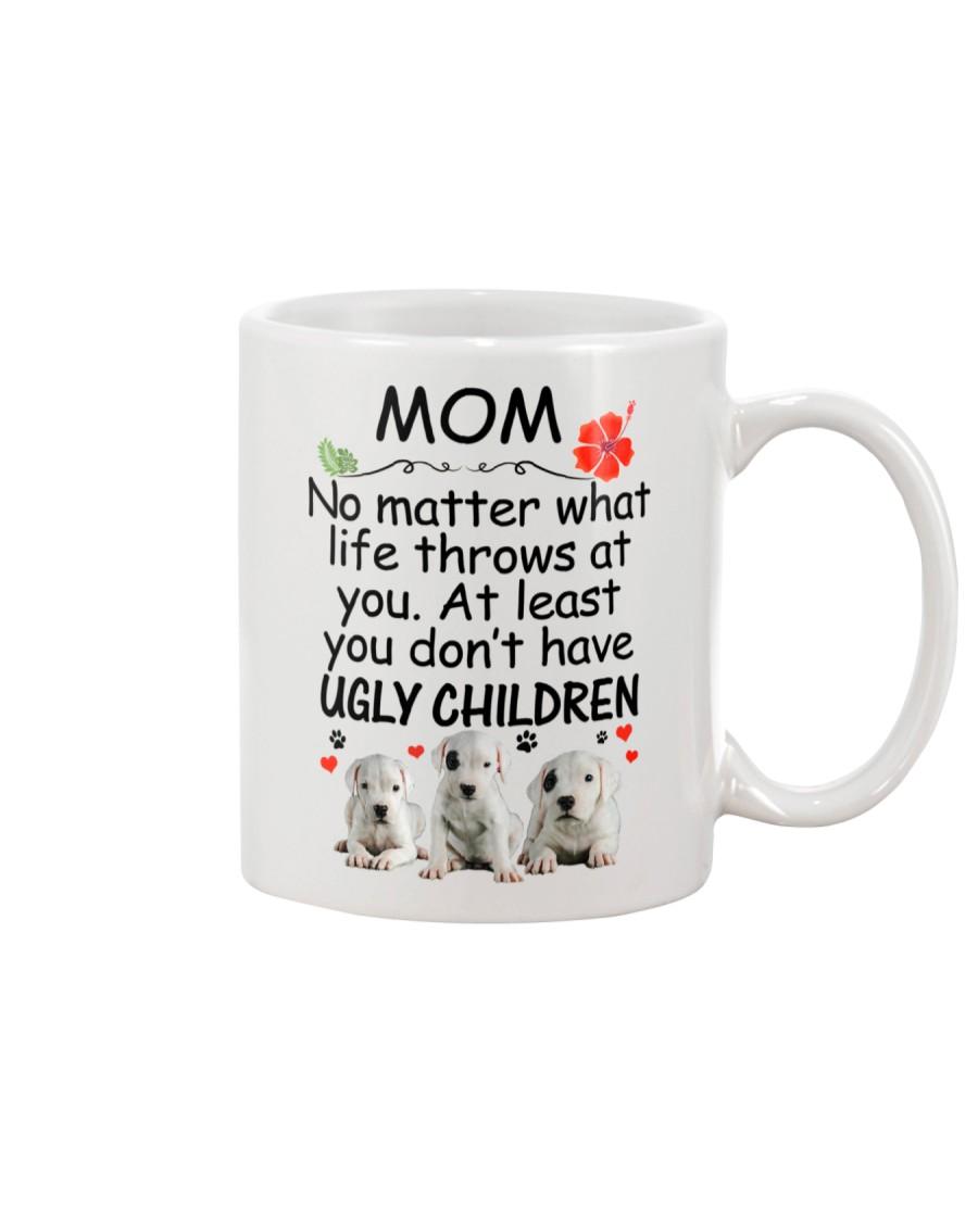 Dogo Argentino - Ugly children 2106L Mug