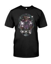 Apollo Skull Bling Classic T-Shirt front