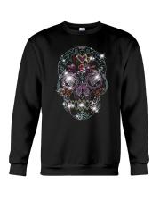 Apollo Skull Bling Crewneck Sweatshirt thumbnail