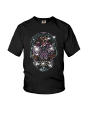 Apollo Skull Bling Youth T-Shirt thumbnail