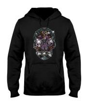 Apollo Skull Bling Hooded Sweatshirt thumbnail