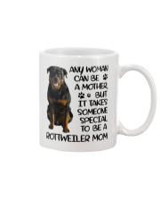 Rottweiler Mom Mug front