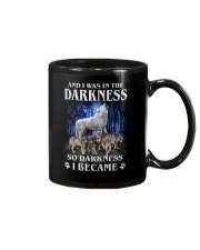 Wolf Became Darkness Mug thumbnail