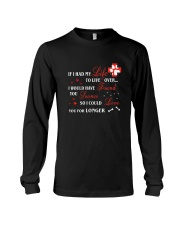 Rescue My Life Long Sleeve Tee thumbnail