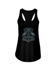 Viking Raven 2106 Ladies Flowy Tank thumbnail