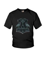 Viking Raven 2106 Youth T-Shirt thumbnail