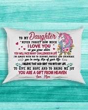 Unicorn You Are A Gift From Heaven 2409 Rectangular Pillowcase aos-pillow-rectangle-front-lifestyle-5