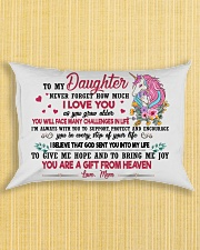 Unicorn You Are A Gift From Heaven 2409 Rectangular Pillowcase aos-pillow-rectangle-front-lifestyle-6