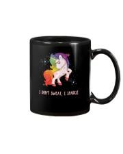 Unicorn sparkle Mug thumbnail