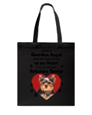 Yorkshire Terrier Heart 2106 Tote Bag thumbnail