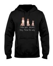 American Staffordshire Terrier Dreams Hooded Sweatshirt thumbnail