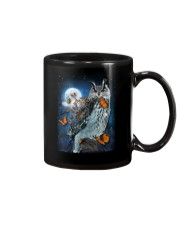 Owl and Butterfly Mug thumbnail