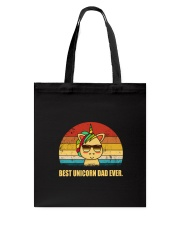 Unicorn Best Dad Ever 140319 Tote Bag thumbnail