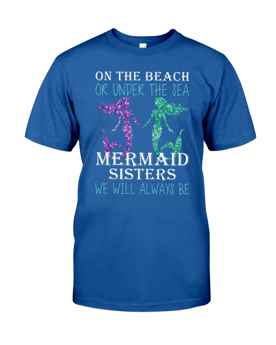 Mermaid Sister Classic T-Shirt