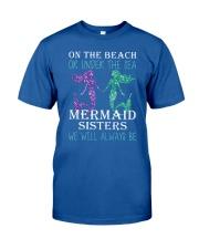 Mermaid Sister Classic T-Shirt front