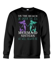 Mermaid Sister Crewneck Sweatshirt thumbnail