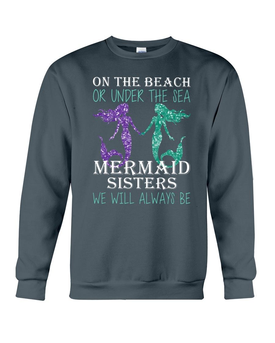 Mermaid Sister Crewneck Sweatshirt