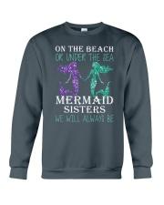 Mermaid Sister Crewneck Sweatshirt front
