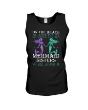 Mermaid Sister Unisex Tank tile