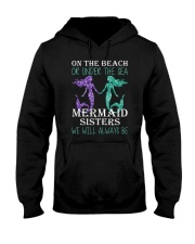 Mermaid Sister Hooded Sweatshirt thumbnail