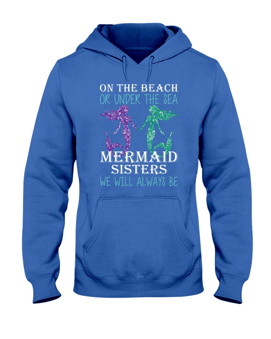 Mermaid Sister Hooded Sweatshirt
