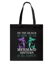 Mermaid Sister Tote Bag thumbnail