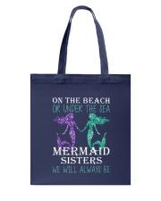 Mermaid Sister Tote Bag front