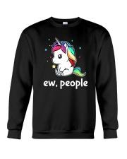 Unicorn Ew People 2609 Crewneck Sweatshirt thumbnail