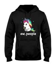 Unicorn Ew People 2609 Hooded Sweatshirt thumbnail