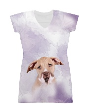 American Pit Bull Terrier Hold 1406 All-over Dress thumbnail
